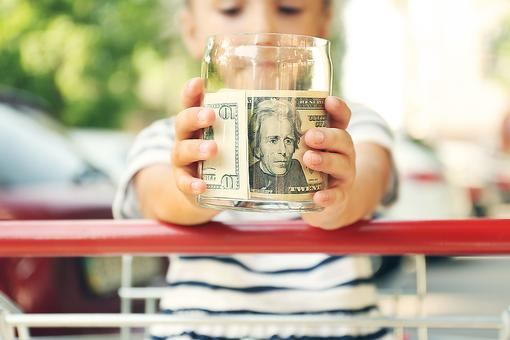 Spend, Save & Give: How 3 Buckets Can Help Teach Kids Your Money Values!