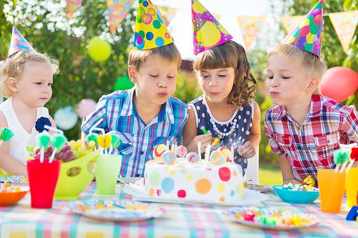 Kid's Birthday Parties: What Happened to Having a Birthday Party at Home?