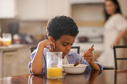 Kids Do Better in School If They Eat Breakfast: 4 Healthy Breakfast Options!