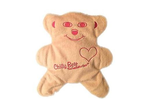 Kids Got a Boo-Boo? For Bumps & Bruises, Chilly Bear Is a Family Favorite