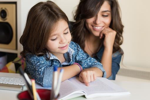 Kids Having Trouble With Homework? Don't Help Them (Too Much)! Here's Why!