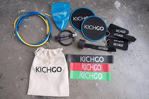 Celebrity Trainer Kit Rich Helps Jennifer Lawrence Stay in Shape (Her New KICHGO Fitness Kit Can Help You, Too!)