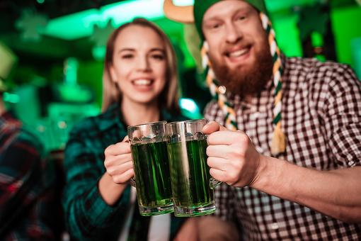 Do You Know the Signs of Alcohol Poisoning? Don't Rely on Luck This St. Patrick's Day!