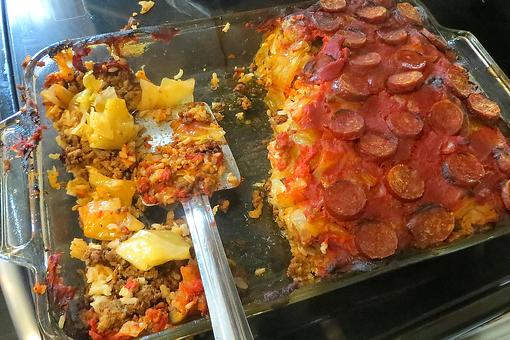 Lazy Day Cabbage Rolls Casserole: This Cabbage Casserole Recipe Is Better Than the Real Thing