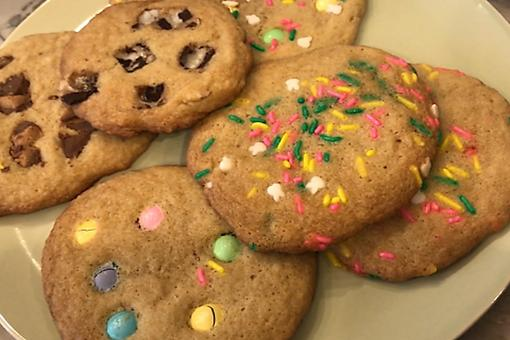 Leftover Easter Candy Cookies: How to Get Rid of All That Holiday Candy!