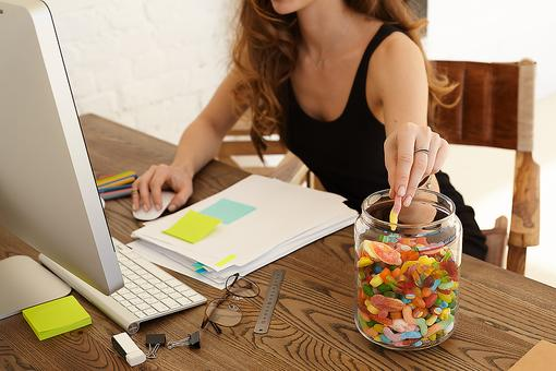 Leftover Halloween Candy: Don't Take It to the Office! Do This Instead...