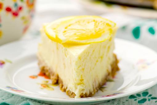 Lemon Cheesecake Recipe: This Is the Easiest Cheesecake Recipe on the Planet
