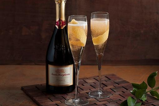 Prosecco Drink Recipes: Toast the New Year With This Lemon Elderflower Cocktail