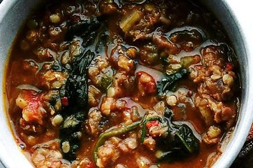 Lentil Spinach Soup Recipe: This Easy Lentil Soup Recipe Is Packed With Healthy Fiber