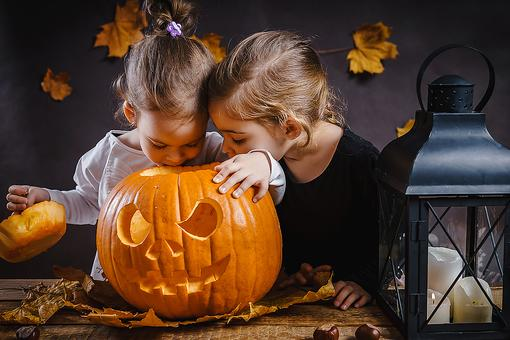 Sensory Play With Pumpkins: Let Your Kids Get Messy With Pumpkin Play!