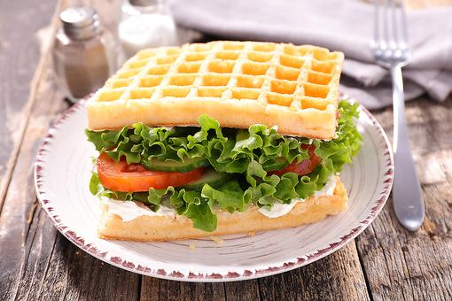 Love Waffles? Try This Fun Idea With Your Waffle Maker!