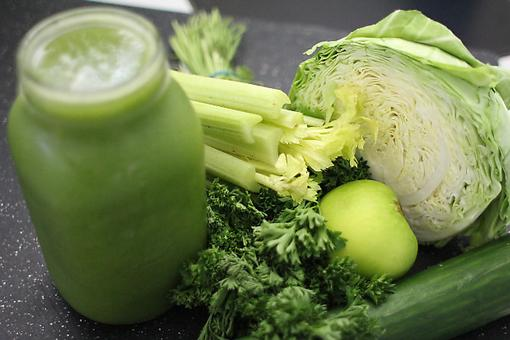 Make Easy Green Juice Recipe (You Won't Realize How Good It Is for You)!