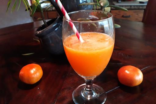Mandarin Orange Water: A Healthy Vitamin C-Packed Drink Recipe for Coronavirus Quarantine
