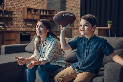 Math Games: How to Get the Kids Involved in Super Bowl® Sunday With Math!