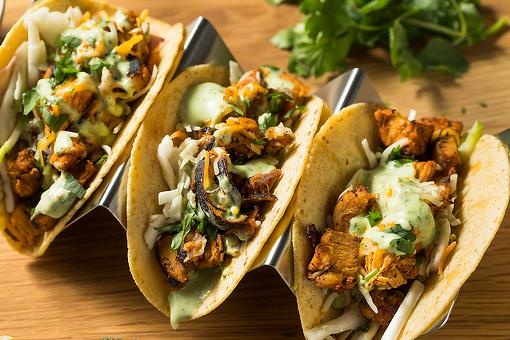 3-Ingredient Chicken Ranch Tacos Recipe: This Easy Chicken Taco Recipe Is Ready in Minutes