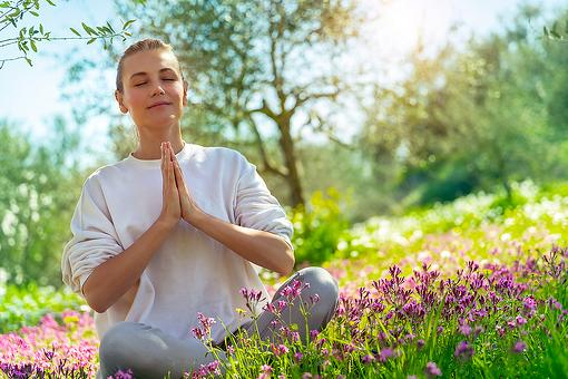 ​Meet Your Spirit Guide: A Sacred Garden Meditation for Mindful Healing