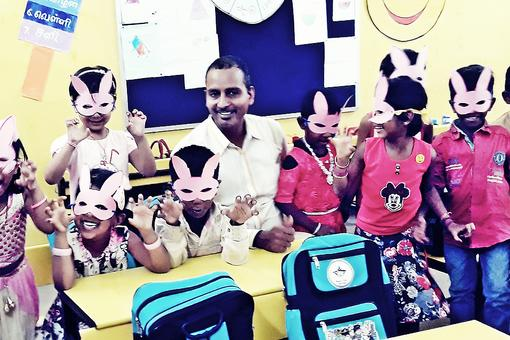 Men in Early  Childhood Education: My Interview With Gabriel Gabriel From India!