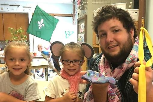 Men in Early Childhood Education: My Interview With Canadian Educator Justin Langlois