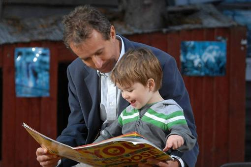 Men in Early Childhood Education: My Interview With Daycare Owner David Wright