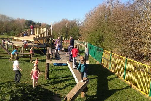 Meriden Adventure Playground Chelmsley Wood: My Interview With MAPA Chair Ali Wood