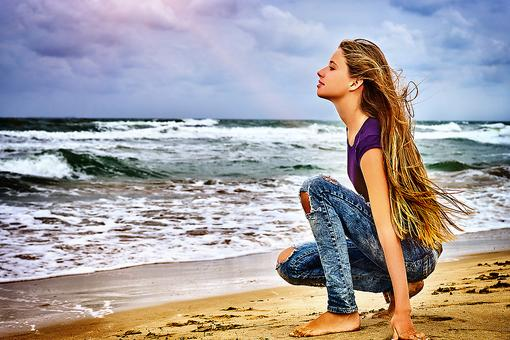 Mindful Self-Compassion: 4 Ways to ​Find Your Calm Through Life's Storms With Mindfulness