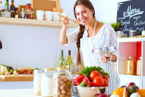 Mindfulness in the Kitchen: How Being Mindful When Cooking Can Save You Money!