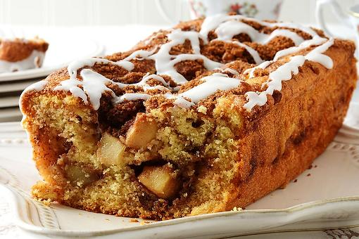 Moist Apple Fritter Bread Recipe: This Is the Best Apple Cinnamon Fritter Bread Recipe Ever