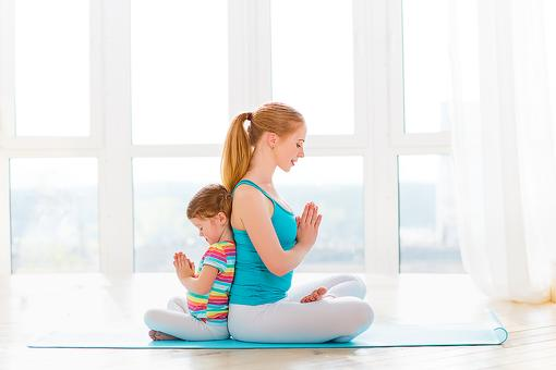 Mommy Meditation: How to Meditate When Your Kids Are Around!