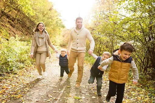 Monkey See, Monkey Do: How to Model Healthy Habits for Your Kids!