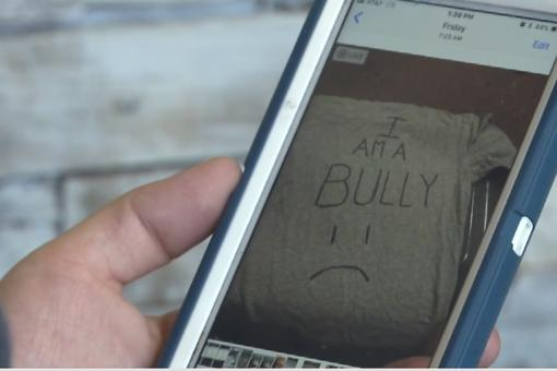 "Mother Makes Son Wear ""I Am a Bully"" T-Shirt to School: Appropriate or Over the Top?"