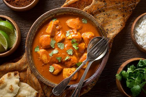 Murgh Makhani: Serve This Indian Butter Chicken Recipe Family Style