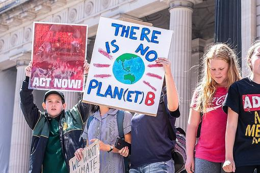 Global Climate Strikes: My Kids Participated in a Climate Strike & Here's Why I Supported Them