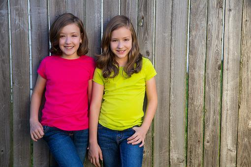 Raising Twins: Treating Twins As Individuals, Not As Half of a Pair