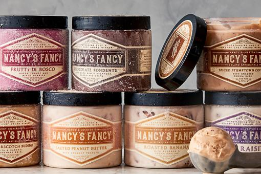 Nancy's Fancy: Chef Nancy Silverton's Gourmet Gelato & Sorbetto Will Delight Adults & Kids