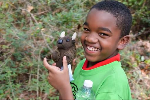 National Park Trust's Buddy Bison School Program Gets Kids to Parks!