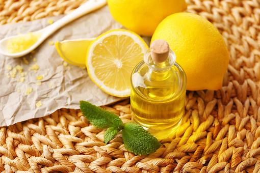 Natural Respiratory & Digestion Support With Lemon Essential Oil!