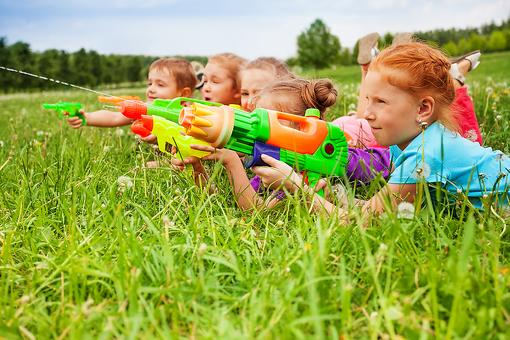 Nerf Guns, Plastic Guns, Water Guns: Should Children Play With Any Guns? What Do You Think?