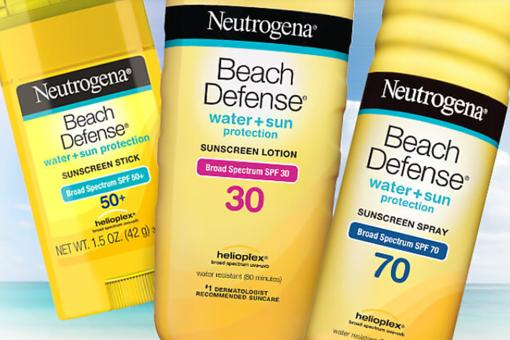 Neutrogena Beach Defense®: This Sweat-proof Sun Protection Will Be a Mom's Best Friend!