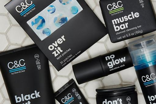 The C&C Line By Clean & Clear Fights Gen Z Breakouts in a Cooler Way