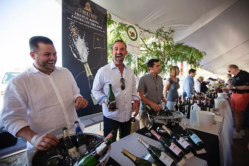 New Mexico's Santa Fe Wine & Chile Fiesta Celebrates 27th Year! Learn More!