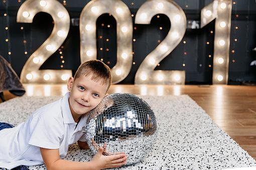 New Year's Eve Crafts for Kids: How to Make a DIY Disco Ball
