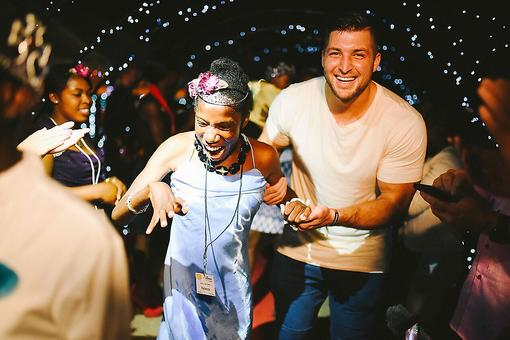 Night to Shine With Tim Tebow: A Prom Night Experience for Special Needs Kids
