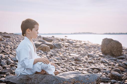Ninja Warrior Training: How to Teach Kids Meditation Inspired by the Dalai Lama