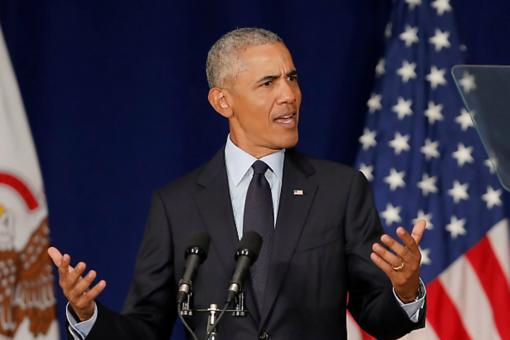 Barack Obama Speech: The Former President Reminds Us to Stand Up to Bullies, Not Follow Them