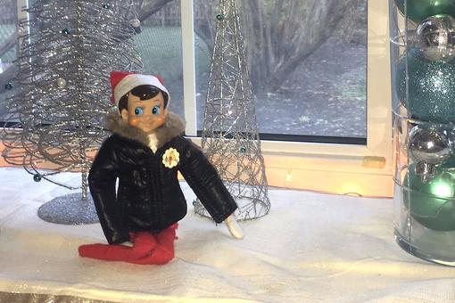 Oooops! 5 Things to Say to Your Kids When Your Elf on the Shelf Doesn't Move!