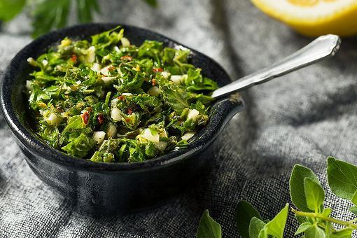 Oil-Free Oregano Chimichurri Recipe: Healthy, Fresh Oregano Chimichurri Sauce Recipe