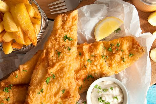 This Easy Fried Fish Recipe Is What a Fish Fry Dreams About