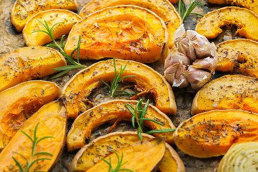 Winter Squash Recipes: How to Make Oven-Roasted Squash With Vanilla Brown Butter & Sage