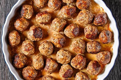 Best Oven-baked Meatballs Recipe: A Basic Meatball Recipe for All Your Favorite Recipes (Plus How to Freeze Them)