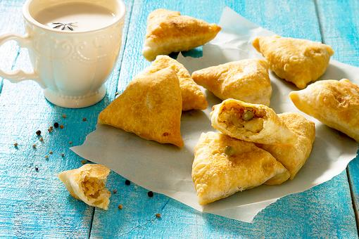 Oven-baked Samosa Recipe: A Vegetarian Version of This Traditional Indian Street Food